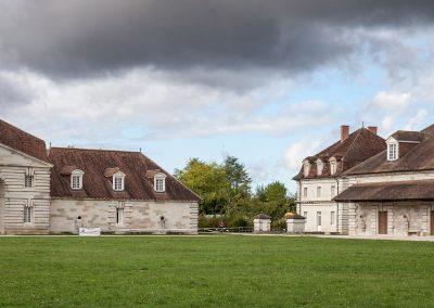 Saline royale d'Arc-et-Senans - Trail des 2 Salines