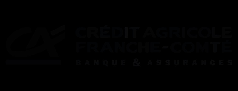 Logo du Crédit Agricole de Franche-Comté