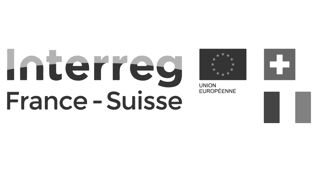 Logo d'Interreg France-Suisse